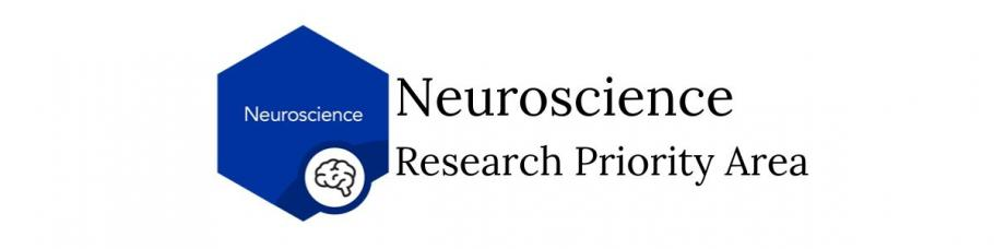 Neuroscience Research Priority Area Logo