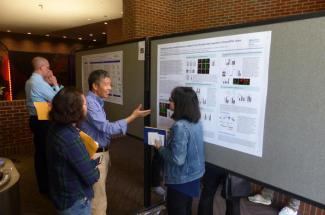 Markey Cancer Center Research Day poster presentations