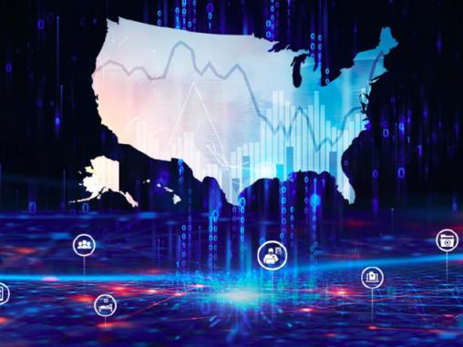 United States graphic