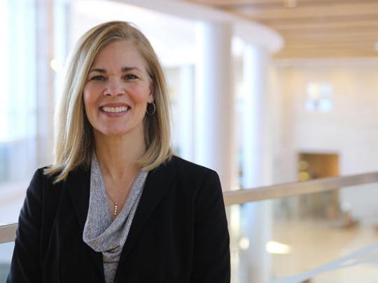 Kristin Ashford, Ph.D.