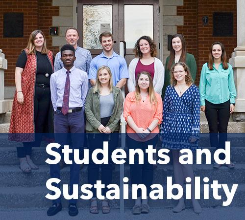 Students and Sustainability